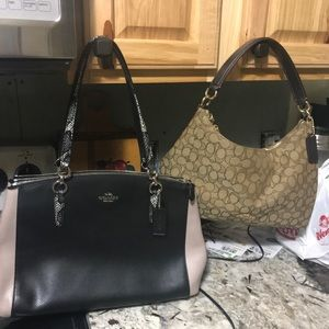 Authentic Coach Purses